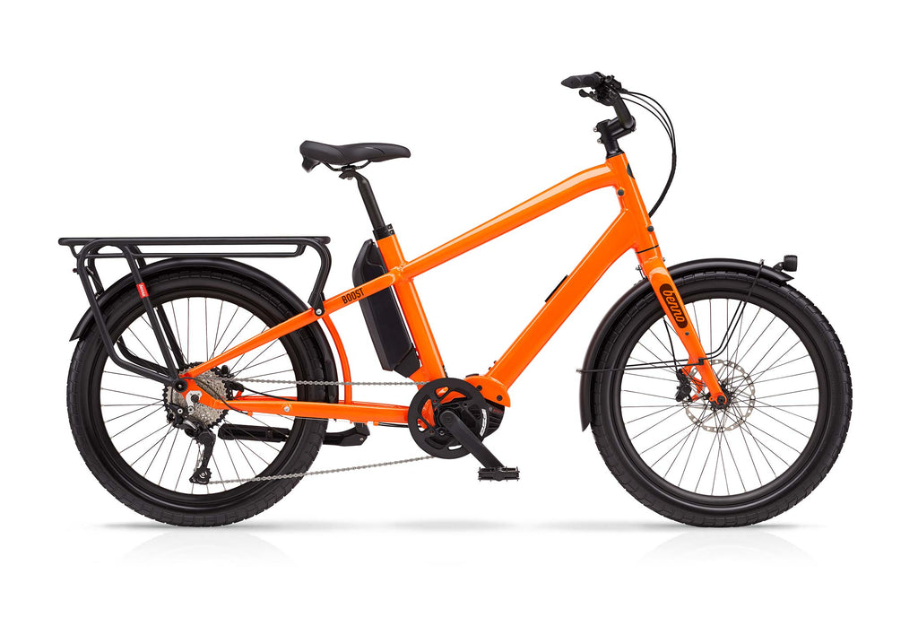 Benno- Boost E E-bike