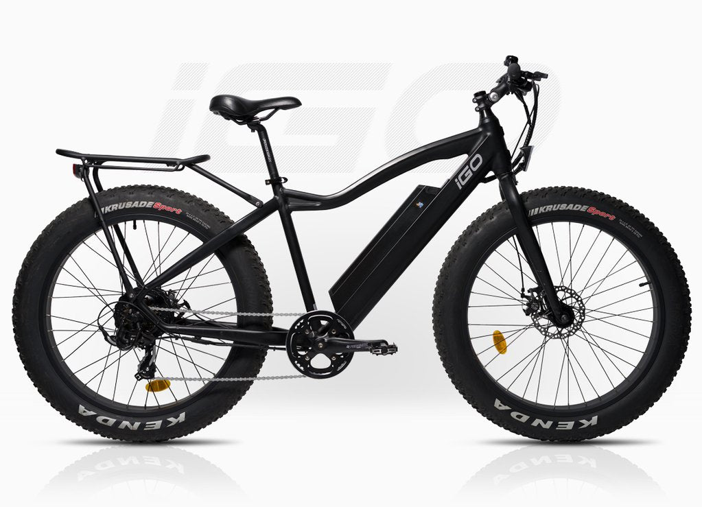iGo eXtreme Electric Fat Tire Bike