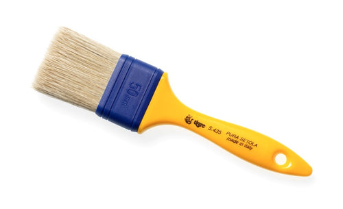 Pennelli Tigre Professional Flat Brush Ferrule Paint Brush 435-70
