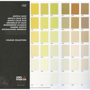 ANTICA CALCE ELITE - Decorative Lime Paint by San Marco-San Marco-The Decora Company