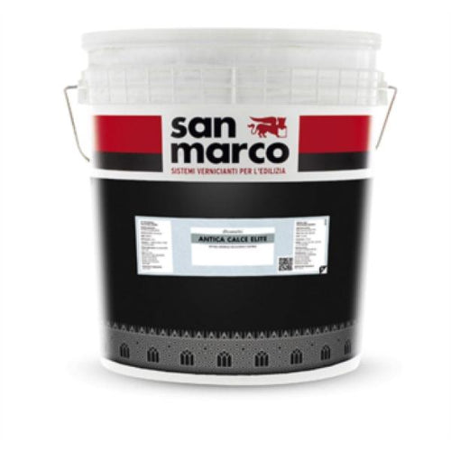 ANTICA CALCE ELITE (Transparent Base) - Decorative Lime Paint by San Marco-San Marco-The Decora Company