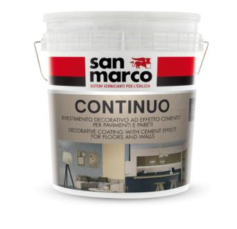 CONTINUO Micro-Cement Coating by San Marco ~Continuo Living-San Marco-The Decora Company