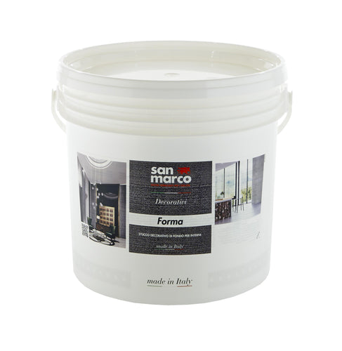 FORMA - Decorative Base Coat Putty by San Marco-The Decora Company-The Decora Company