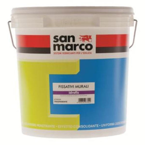 IDROFIS - Professional Sealer/Primer for External and Internal Use by San Marco-San Marco-The Decora Company