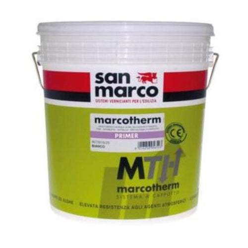 MARCOTHERM PRIMER - Sealer/Primer with Quartz Sand Grains by San Marco-San Marco-The Decora Company