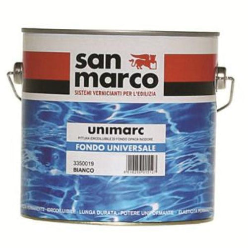San Marco Unimarc Fondo Universal - Professional Water Based Sanding Sealer and Primer-San Marco-The Decora Company