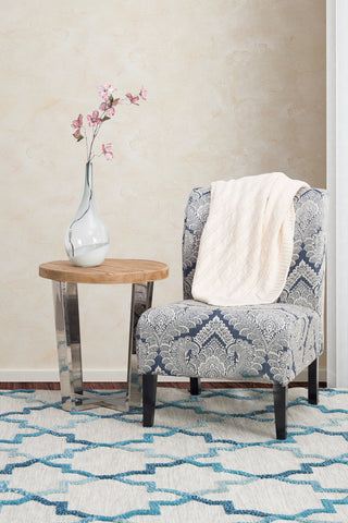 Dufresne, laundry, accent chair, bed, bedroom