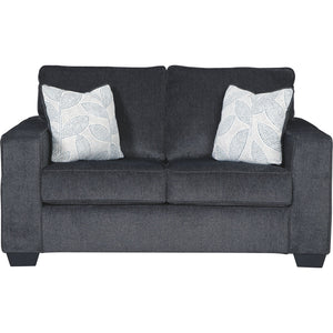 Lonnie Loveseat - Slate