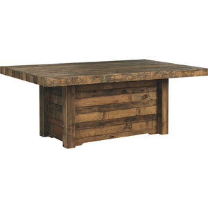 Sommerford  Table - Brown - (D775-25)