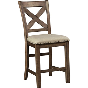 Breen Bar Stool - Beige - (D631-124)