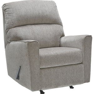 Lonnie Rocker Recliner - Alloy