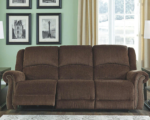 Goodlow  Power Reclining Sofa - Chocolate