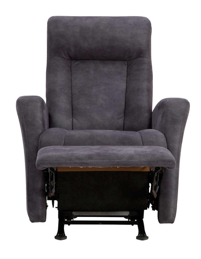 Banff Rocker Recliner - Grey
