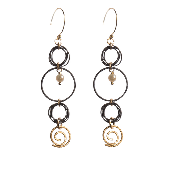 Kaitlyn Earrings E115