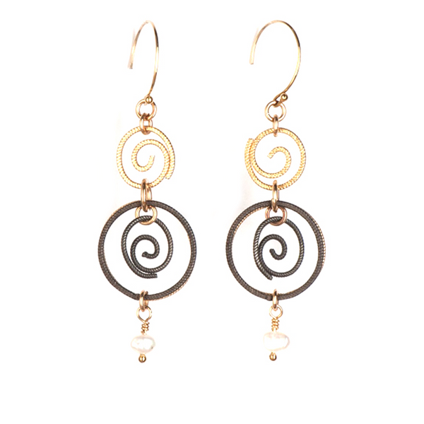 Kaitlyn Earrings E121