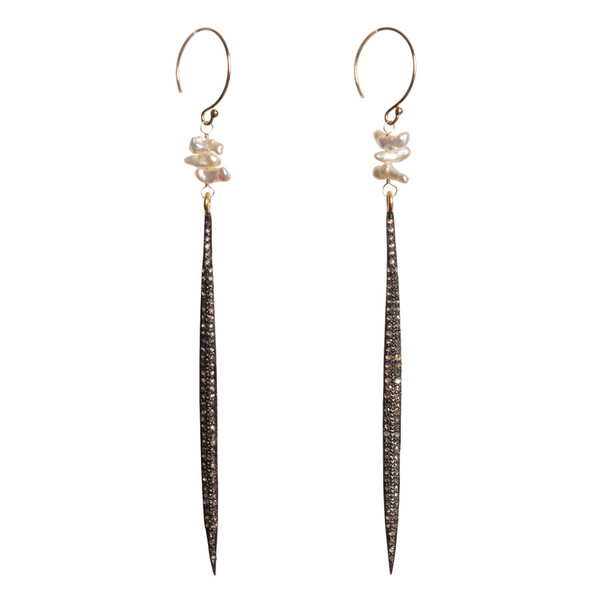 Natasha Earrings E257