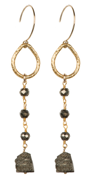 Alexis Earrings E401