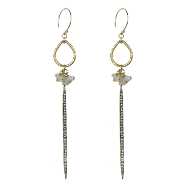 Cassie Earrings E408