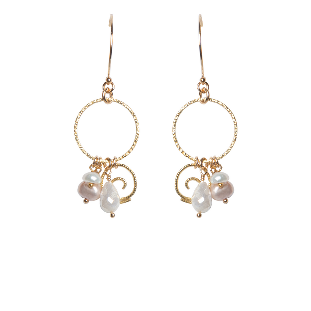 Camille Earrings E464
