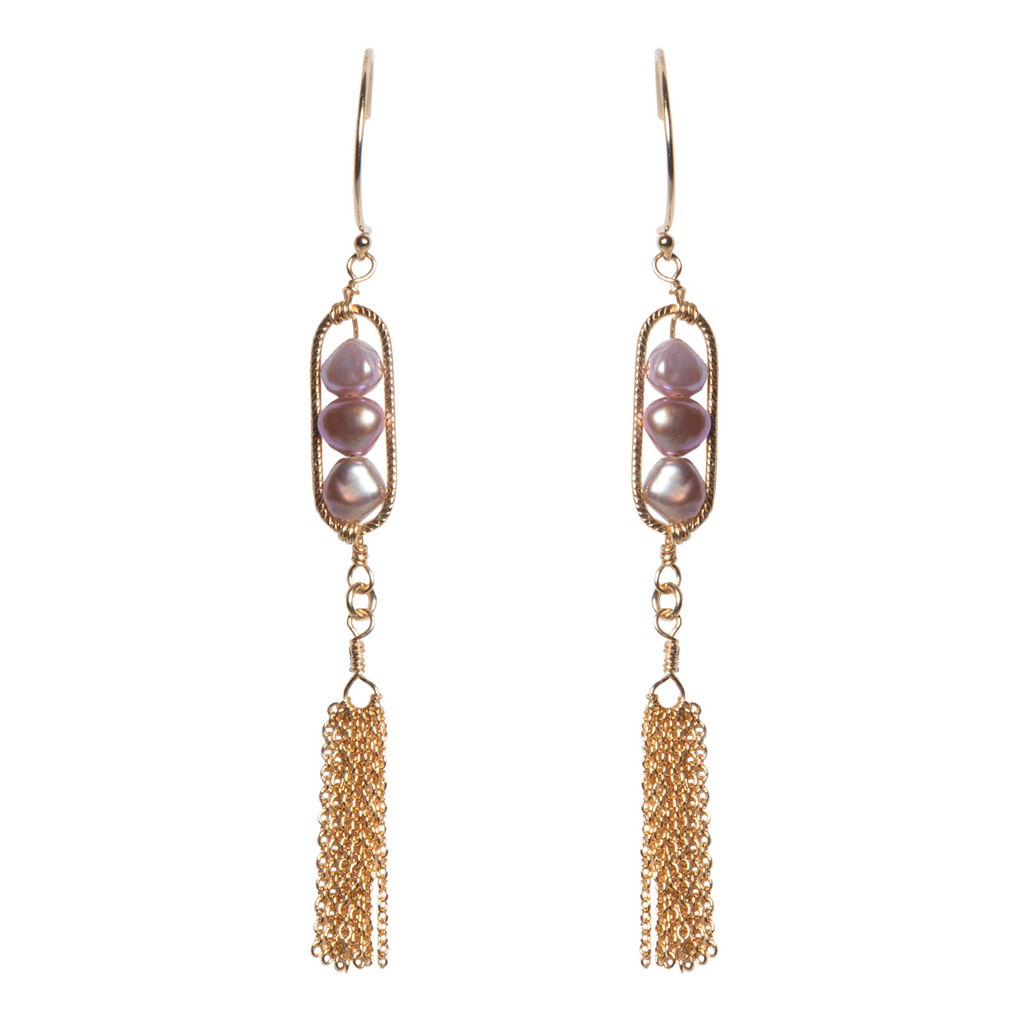 Camille Earrings E477