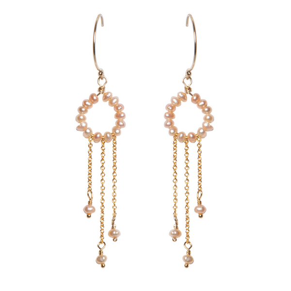 Camille Earrings E478