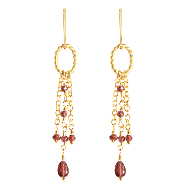 Isabella Earrings E526
