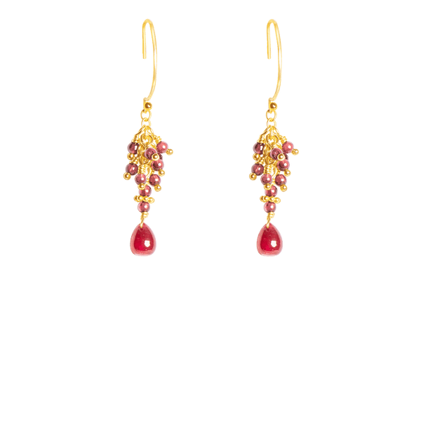 Isabella Earrings E534