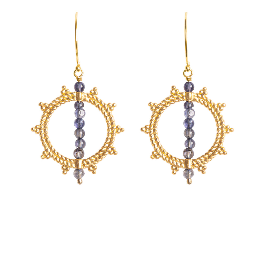 Luna Earrings E540