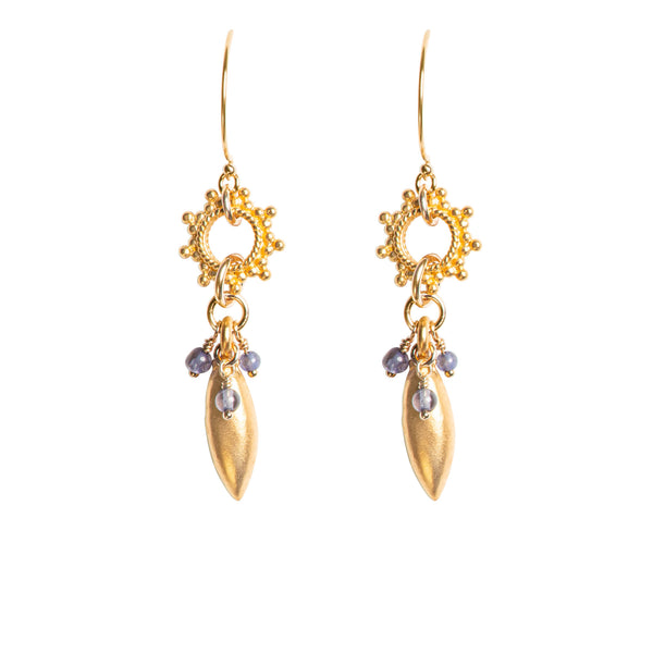 Luna Earrings E543