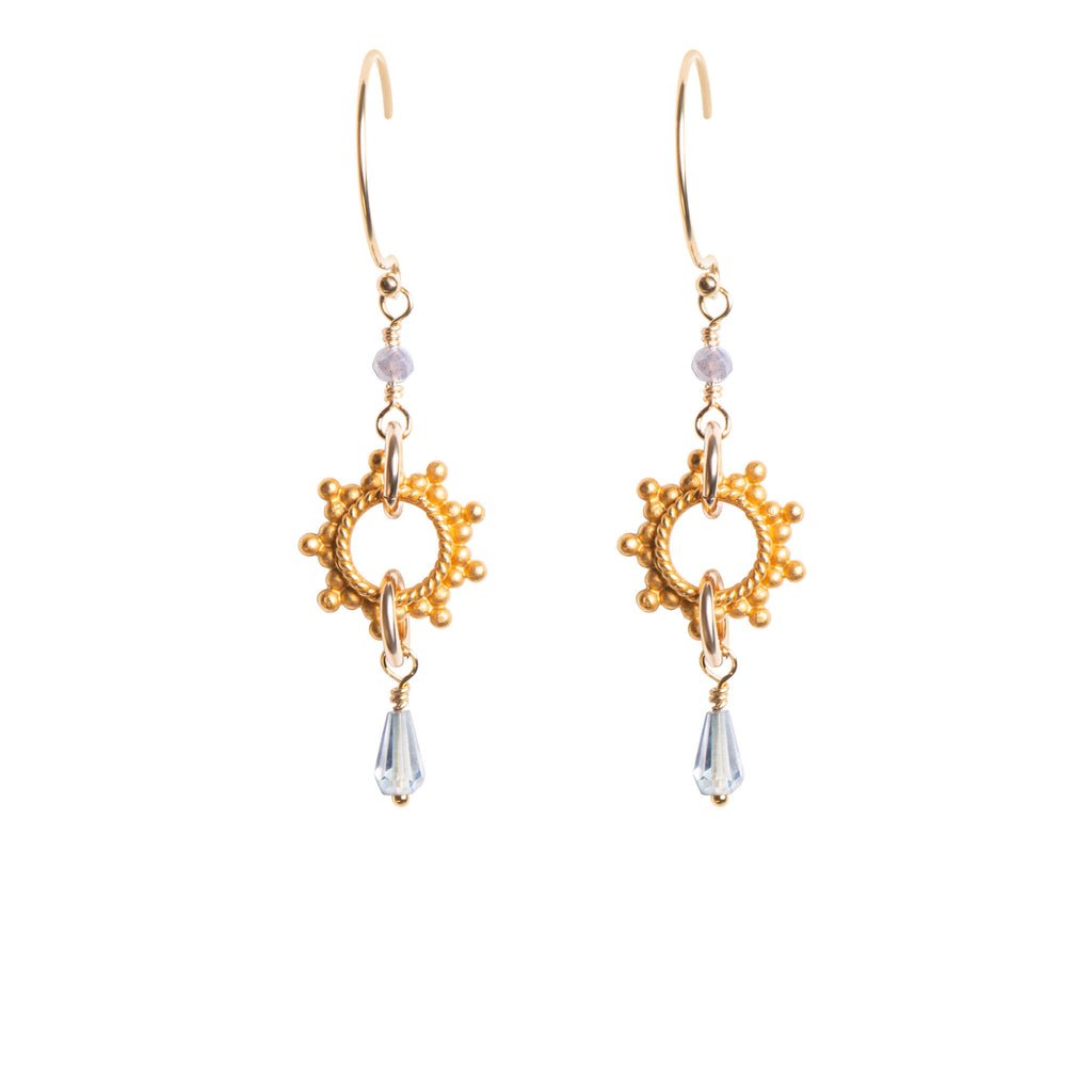 Luna Earrings E557