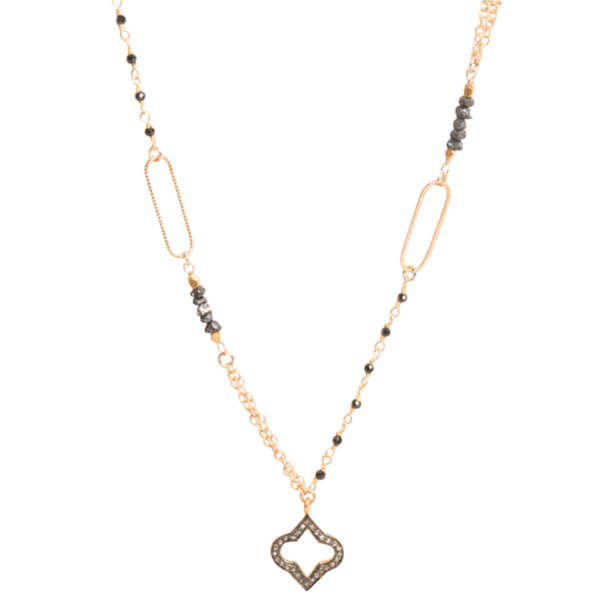 Zoe Necklace N405