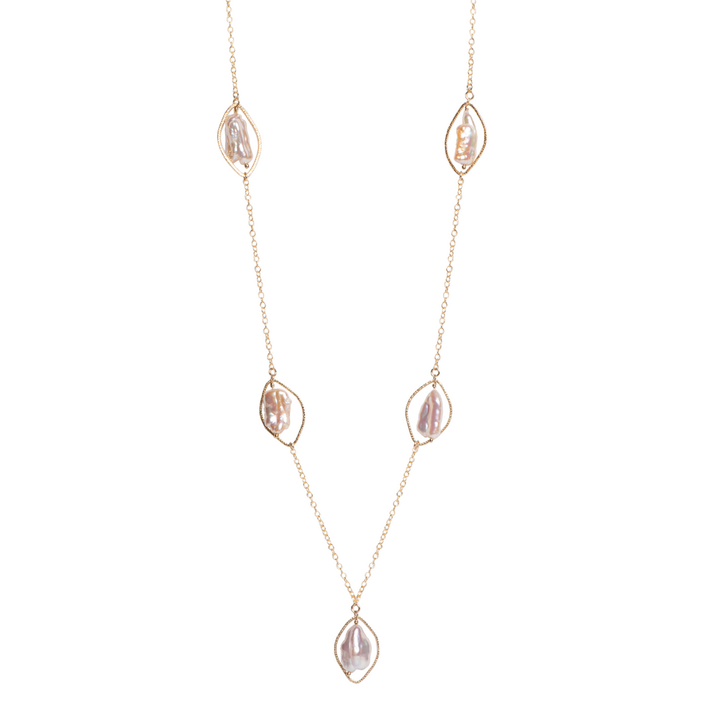 Camille Necklace N663