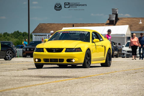 1000hp Mustang Cobra is Mantic Clutch Equipped