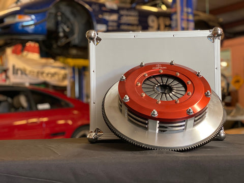 C5 Z06 Project Twin Disc Mantic Clutch Install Package