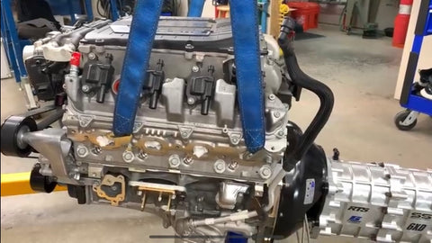 Finnegan LT4 6XD Swap in 67 C10 Truck