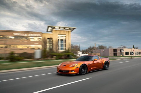 Mantic C6 Procharged D1X Corvette