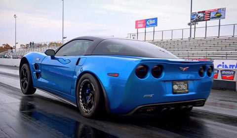 Mantic ZR1 Corvette Track Launch with Quad Disc Clutch