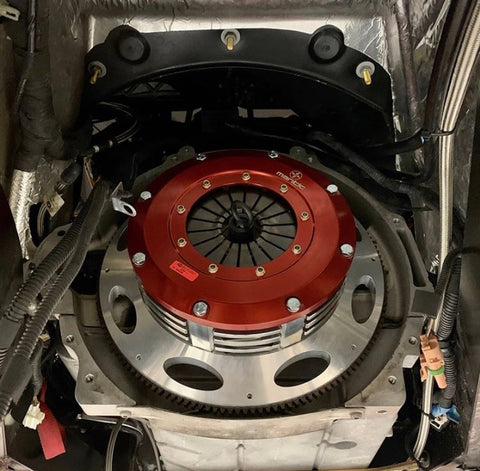 Mantic 1200hp Viper Triple Disc Clutch