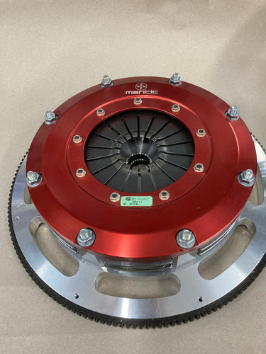 Twin Disc Clutch LS C5 C6 Camaro - Solid Hub