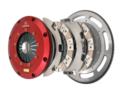 Twin Disc Clutch C6 Corvette Z06 - Aluminum Flywheel