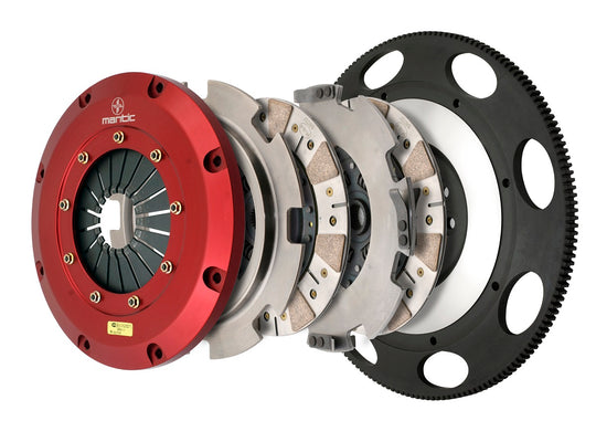 Twin Disc Clutch 1998-2002 Camaro Firebird - Ceremetallic
