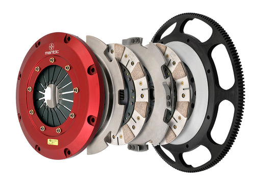 Twin Disc Clutch 2009-2015 Cadillac CTSV