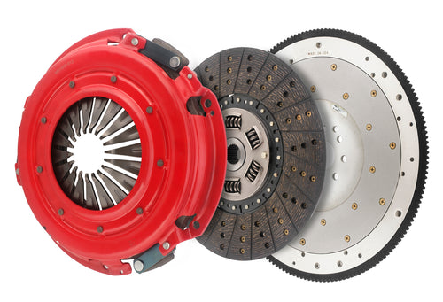 Mantic ER2 Street Clutch Kit LS2 LS3 2005-2013 C6 Corvette, Camaro SS,