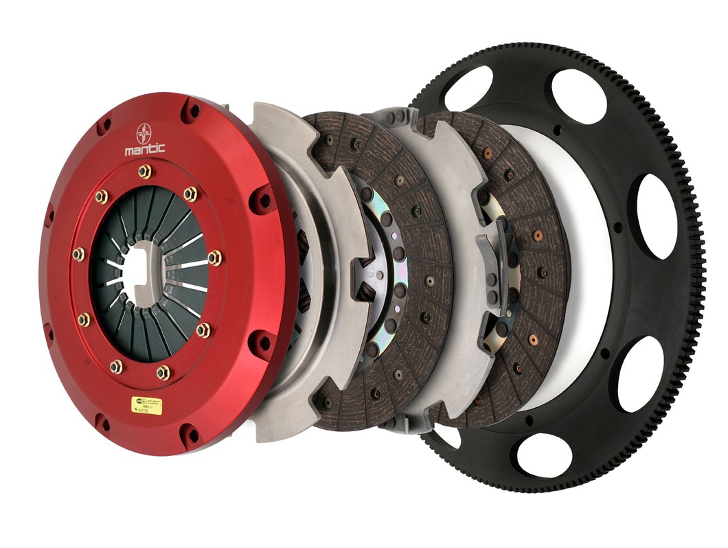 C6 Corvette Twin Disc Clutch Organic M924202
