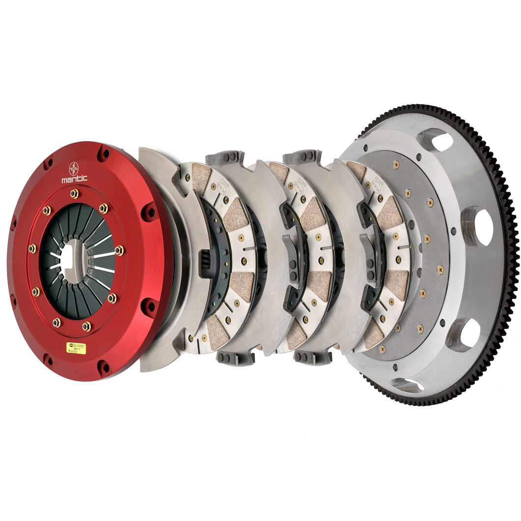 Triple Disc Clutch 2009-2017 Challenger, SRT Hellcat