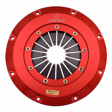 Twin Disc Clutch Pontiac GTO Mantic Red Billet Clutch Cover