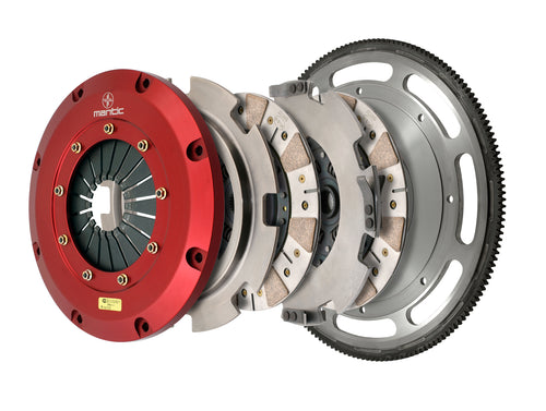 Twin Disc Clutch 2011-2017 Mustang GT - Ceremetallic
