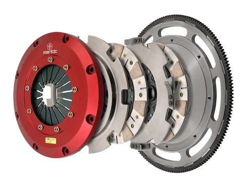 Mantic 2004-2010 Mustang 4.6L GT Twin Disc Clutch M921232