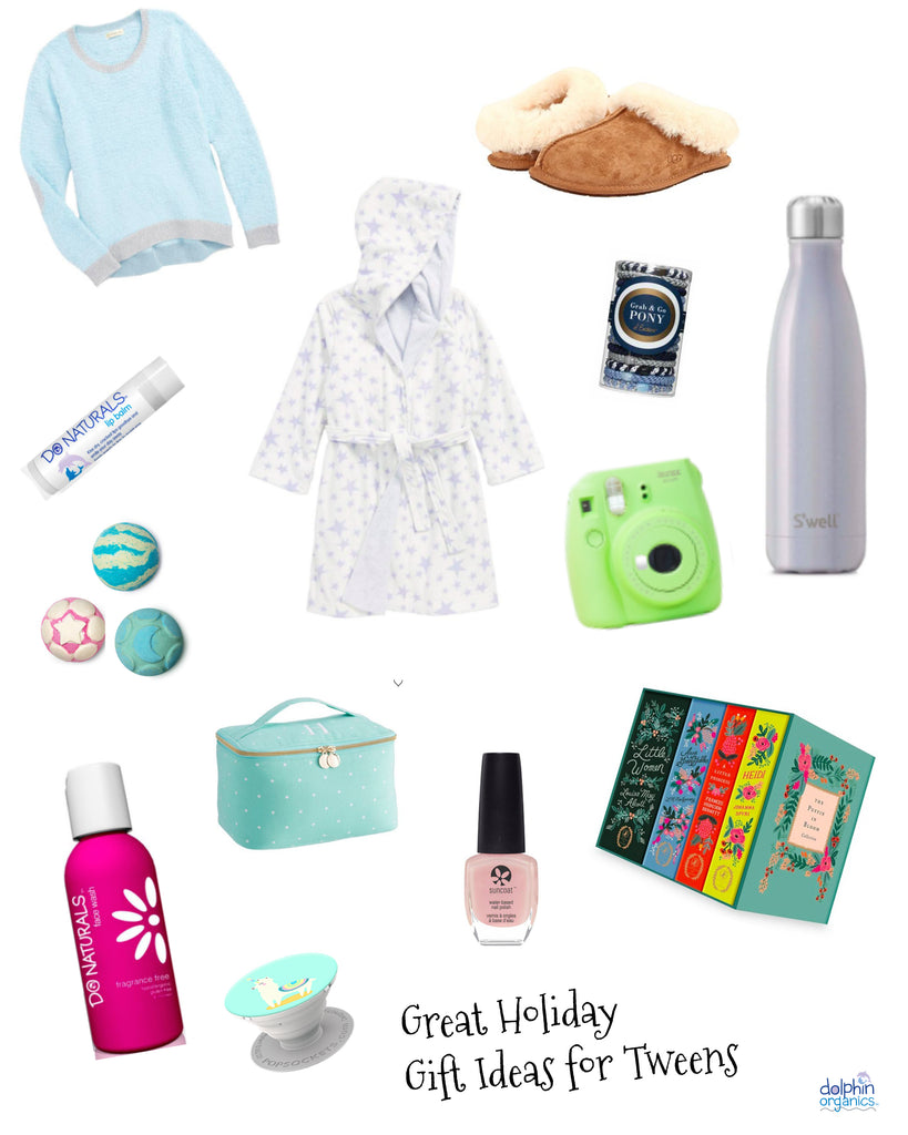 Gift Ideas For Your Favorite Tween This Holiday Season!