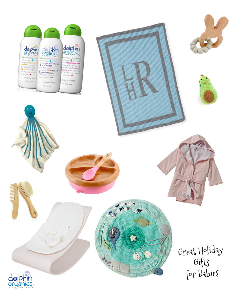 Great Holiday Gift Ideas for Babies!